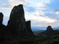 Photo essay about Meteora, Greece at The Cheshire Cat Blog