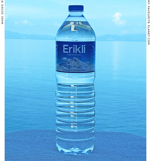 how to say water in turkish