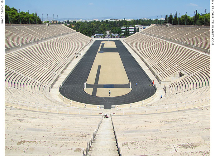 Odeion Of Herodes Atticus Part 1 My Favourite Planet