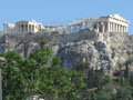 The Athens Acropolis photo gallery at My Favourite Planet