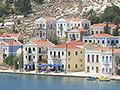 General views of the west side of Kastellorizo harbour, Greece at My Favourite Planet