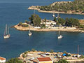 photos of Mandraki harbour, Kastellorizo island, Greece at My Favourite Planet