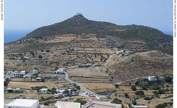 Profitis Ilias Patmos - My Favourite Planet