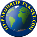 the My Favourite Planet logo