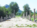 The Arcadian Way, Ephesus, Turkey at My Favourite Planet