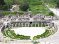 The Great Theatre, Ephesus, Turkey at My Favourite Planet