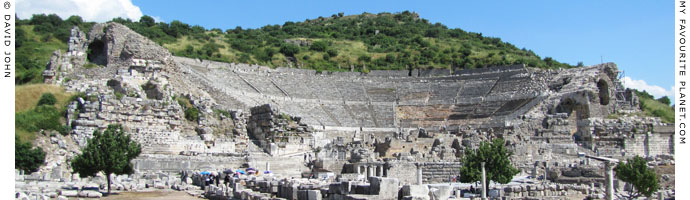 The Great Theatre, Ephesus at My Favourite Planet