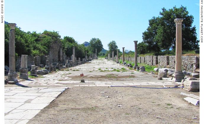 Arcadian Way Ephesus - My Favourite Planet