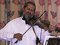fiddler in the lounge, Kusadasi, Turkey at My Favourite Planet