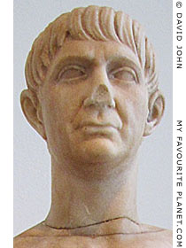 Roman Emperor Trajan at My Favourite Planet