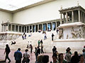 Architectural artefacts from Pergamon, now in the Pergamon Museum, Berlin at My Favourite Planet