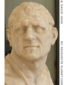 So-called Lysimachus bust at My Favourite Planet