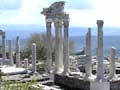 Two photo galleries of Pergamon and Bergama, Turkey at My Favourite Planet