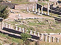 The Asclepieion archaeological site, Bergama (Pergamon), Turkey at My Favourite Planet