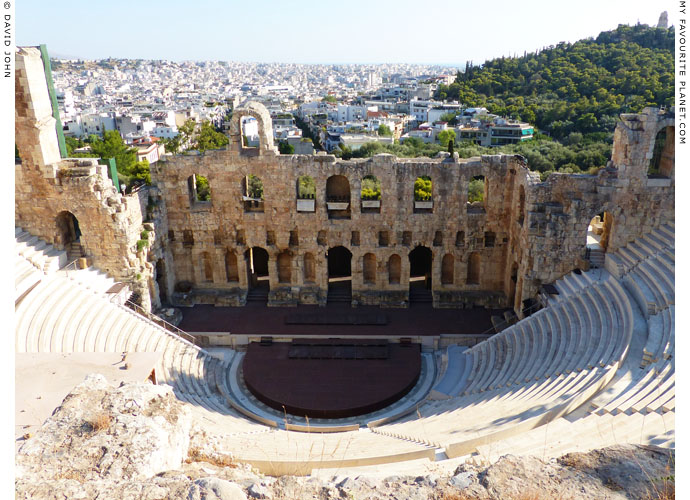 Herodes Atticus My Favourite Planet People