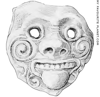Gorgon Medusa My Favourite Planet People