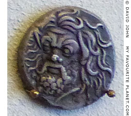 Didrahcm coin of Pantikapaion at My Favourite Planet